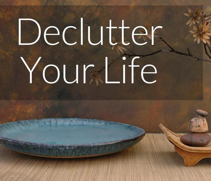 Cleaning Fall is the time to De-Clutter