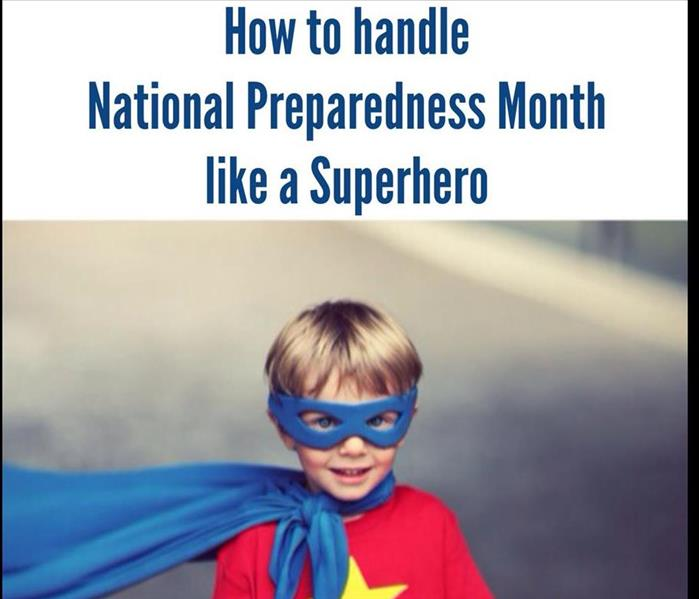 General National Prepardness Month