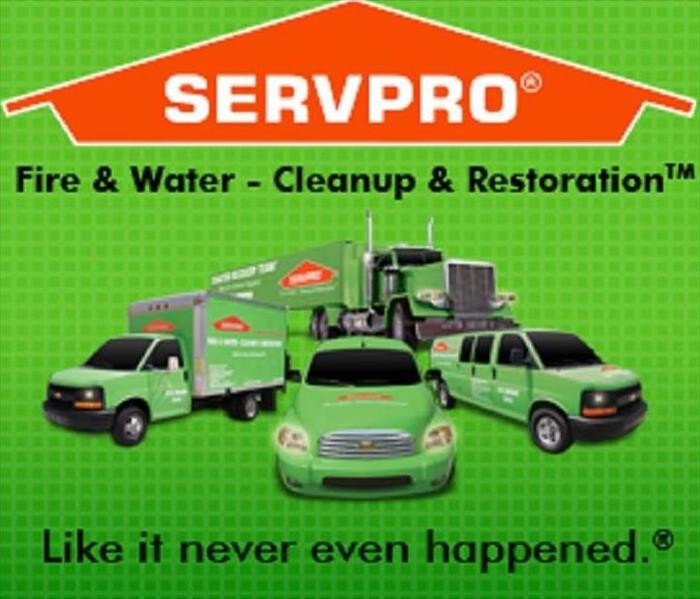 Why SERVPRO Why SERVPRO? We are a small business too
