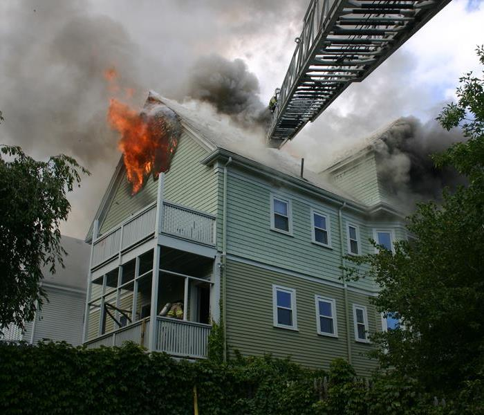 Fire Damage Tips to help prevent a fire